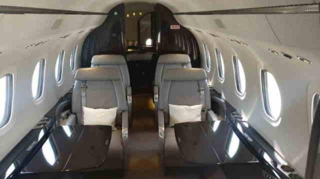 фото частного самолета Cessna Citation Latitude