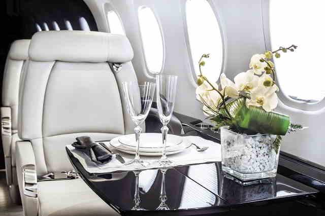 бизнес джет Cessna Citation Latitude в России