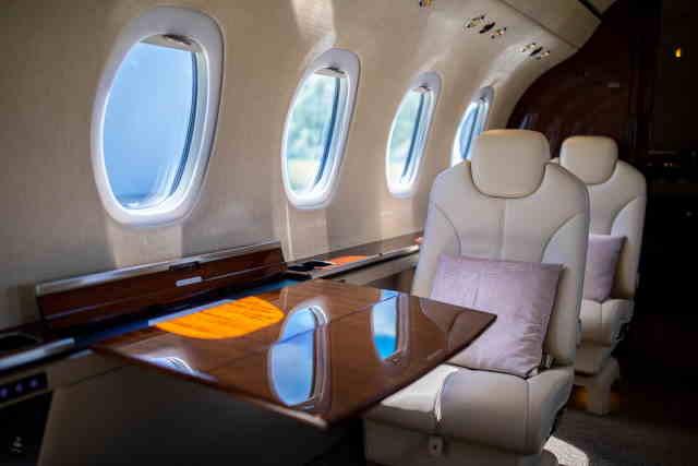 аренда самолета Cessna Citation Latitude