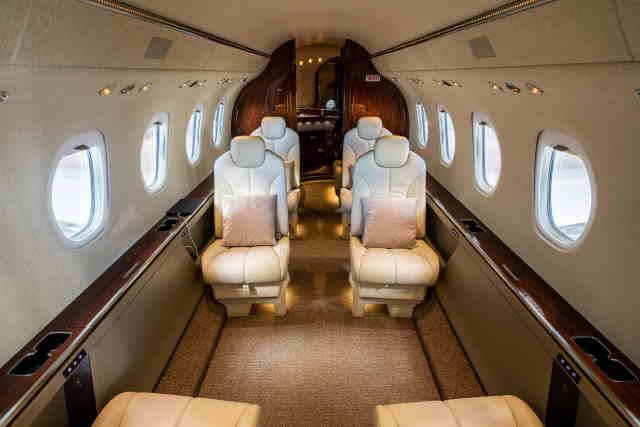 арендовать бизнес джет Cessna Citation Latitude