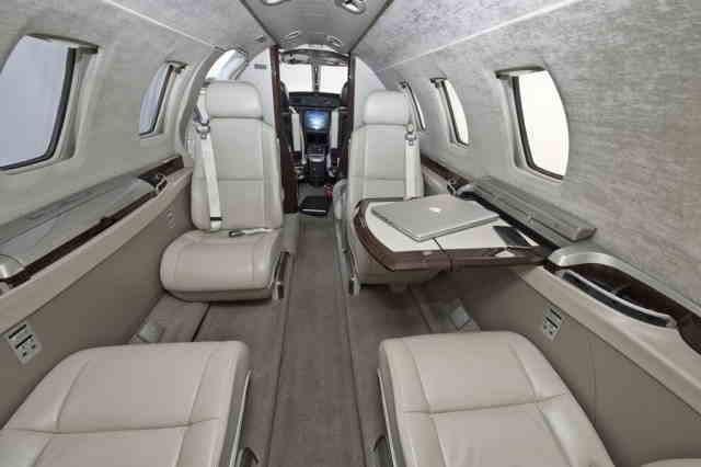 фото частного самолета Cessna Citation M2