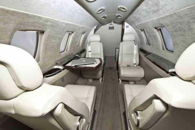 аренда самолета Cessna Citation M2