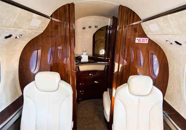 арендовать бизнес джет Cessna Citation M2