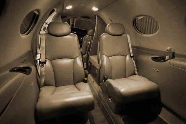 аренда самолета Cessna Citation Mustang