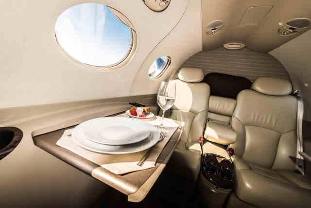 арендовать бизнес джет Cessna Citation Mustang