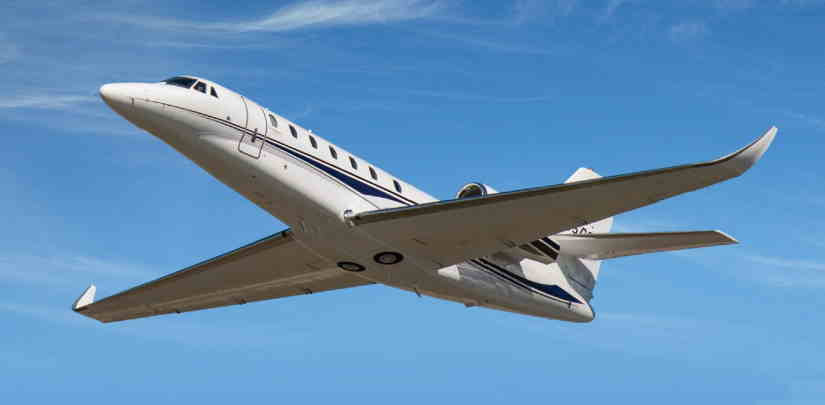 самолет Cessna Citation Sovereign