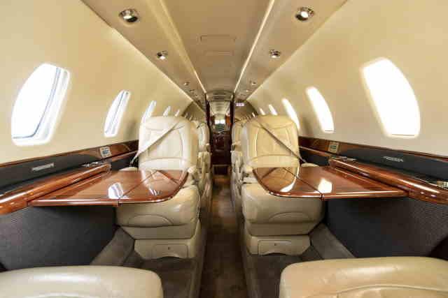перелет самолетом Cessna Citation Sovereign
