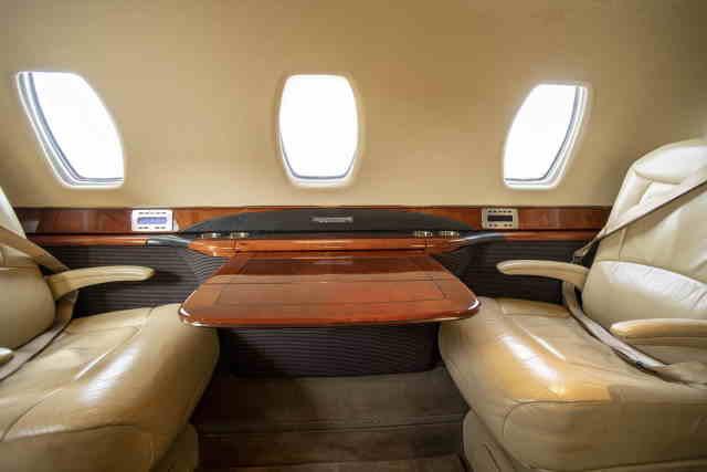 фото частного самолета Cessna Citation Sovereign