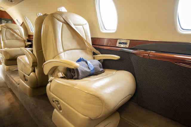 арендовать бизнес джет Cessna Citation Sovereign