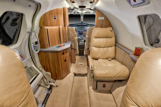арендовать бизнес джет Cessna Citation Ultra
