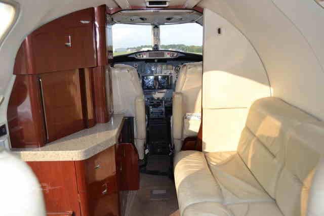 фото частного самолета Cessna Citation V