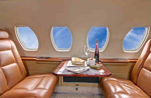 аренда самолета Cessna Citation V