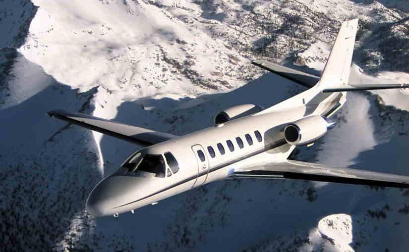 самолет Cessna Citation V